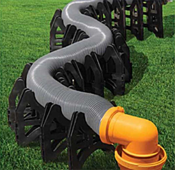 Level-trek Lt-80070 Rv Sewer Hose Support 15'