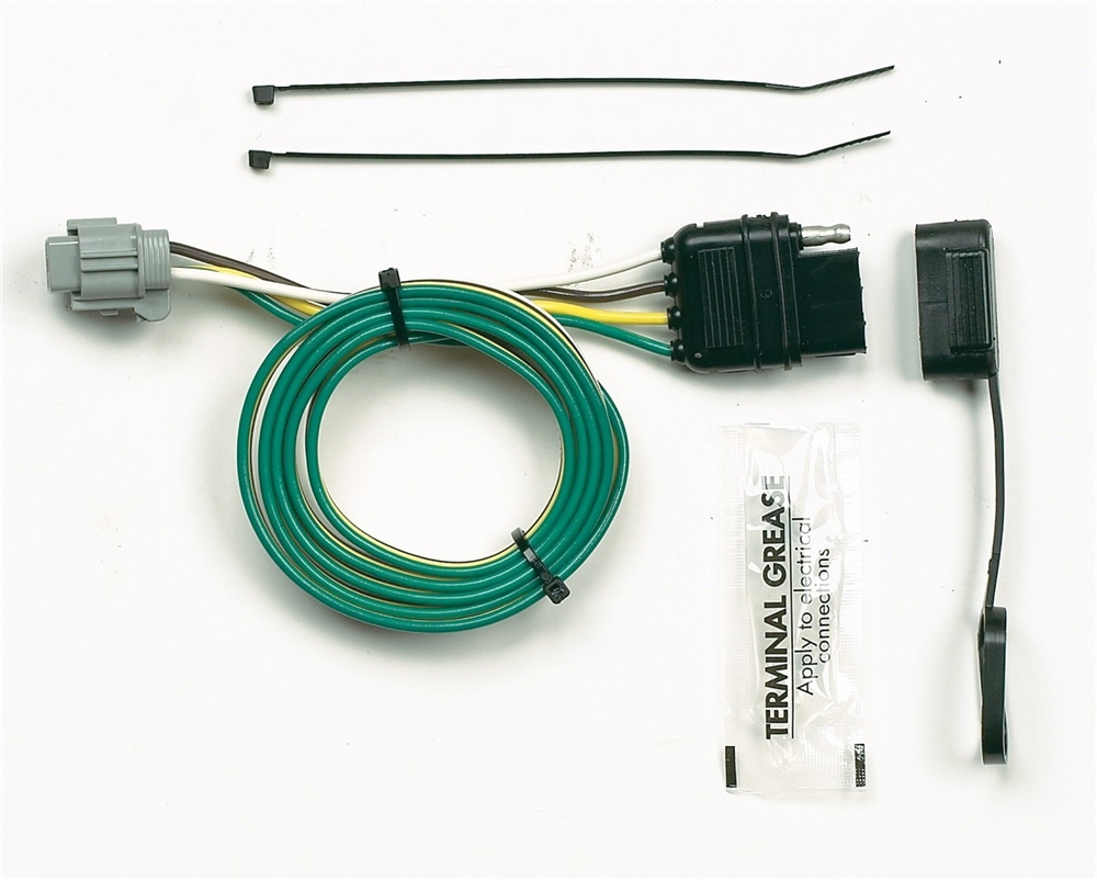 hopkins 43575 trailer wiring harness 2005 2018 nissan xterra19 2280 2 jpg 1526990211 [ 1000 x 802 Pixel ]
