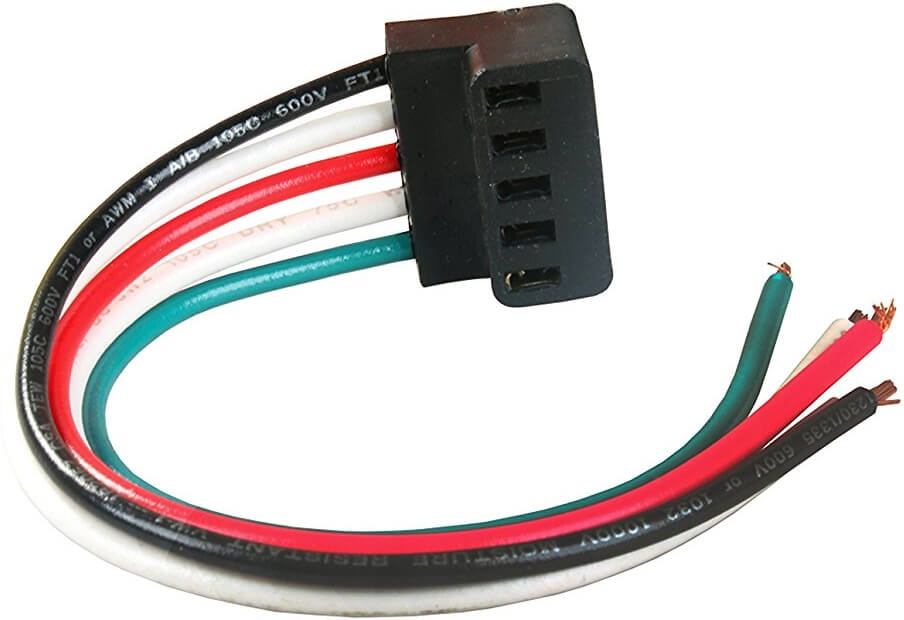 JR Products 13945 RV Slide Out Switch Wiring Harness