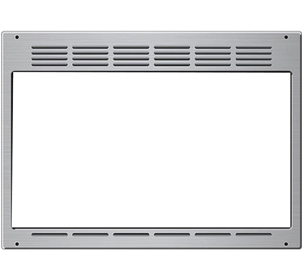 contoure rv trim 9s rv microwave trim kit for model rv 950s stainless steel
