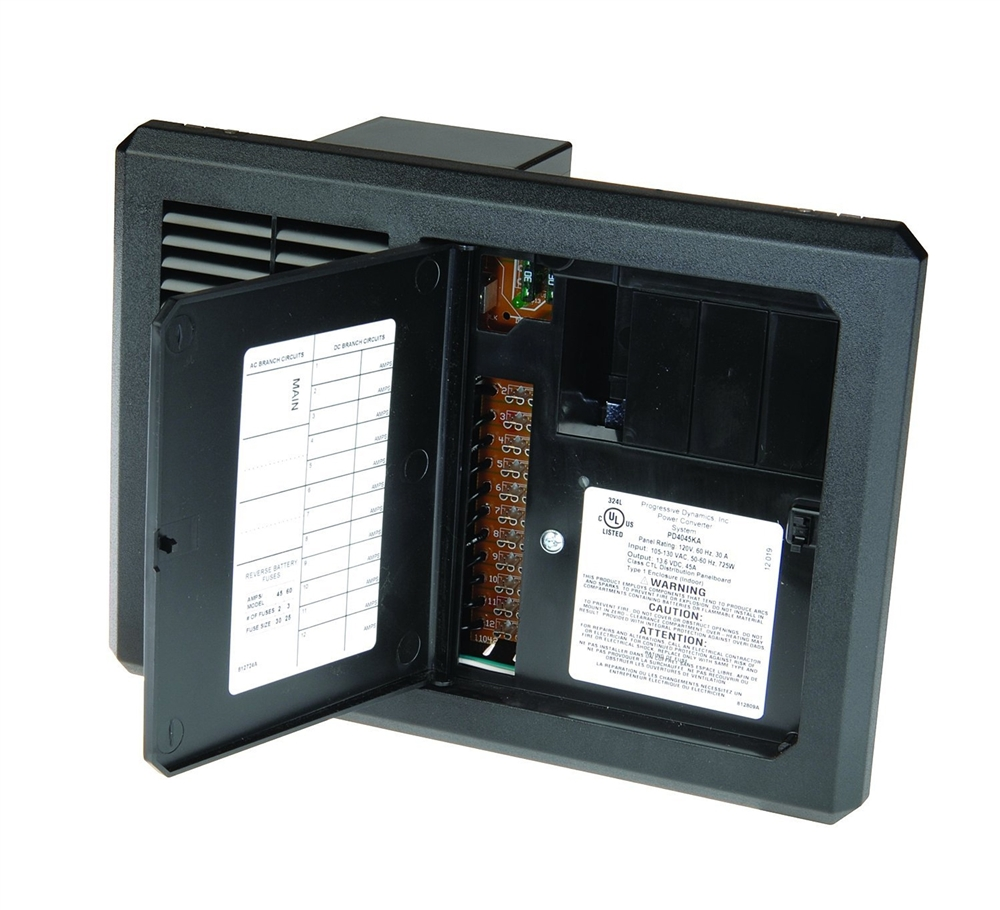 progressive dynamics pd4045kv 45 amp inteli power converter panel power supply wiring diagram intelli power converter wiring diagram [ 1000 x 910 Pixel ]