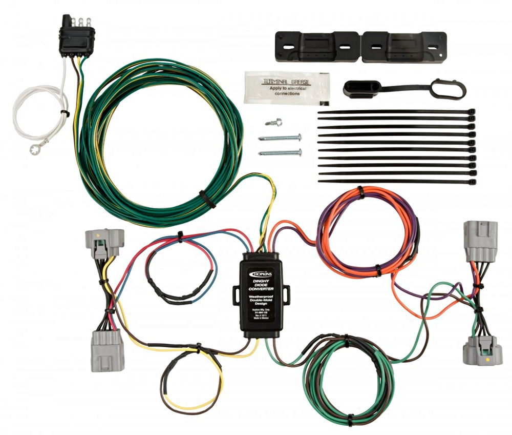 medium resolution of jeep tow wiring