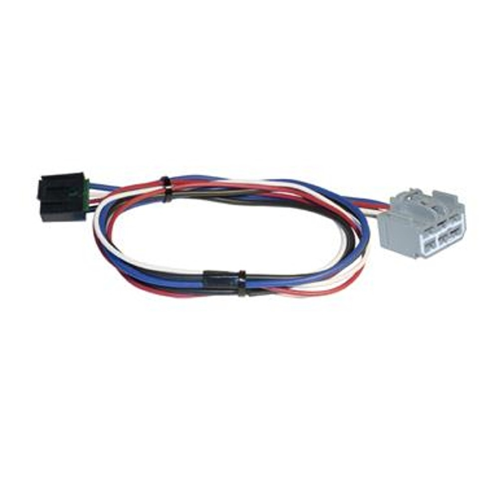 hight resolution of westin automotive 65 75289 brake controller wiring harness buick enclave 2008 2015