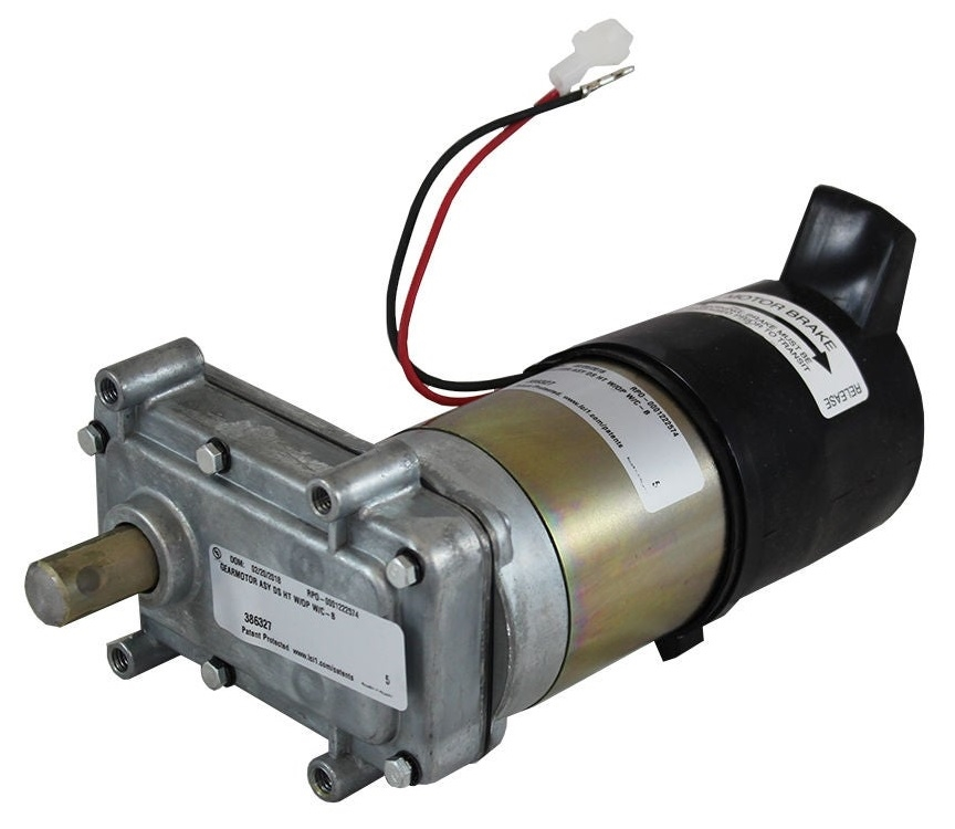 hight resolution of kwikee 386327 powergear replacement slide out motor