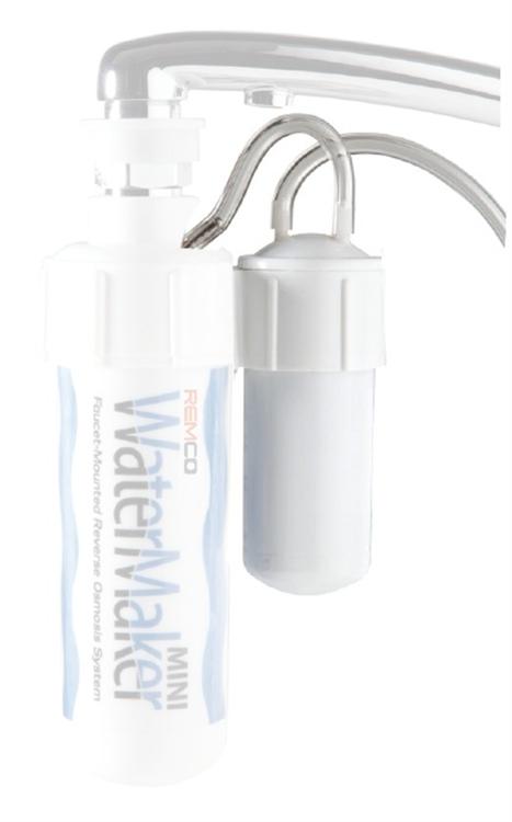 watermaker mini post carbon