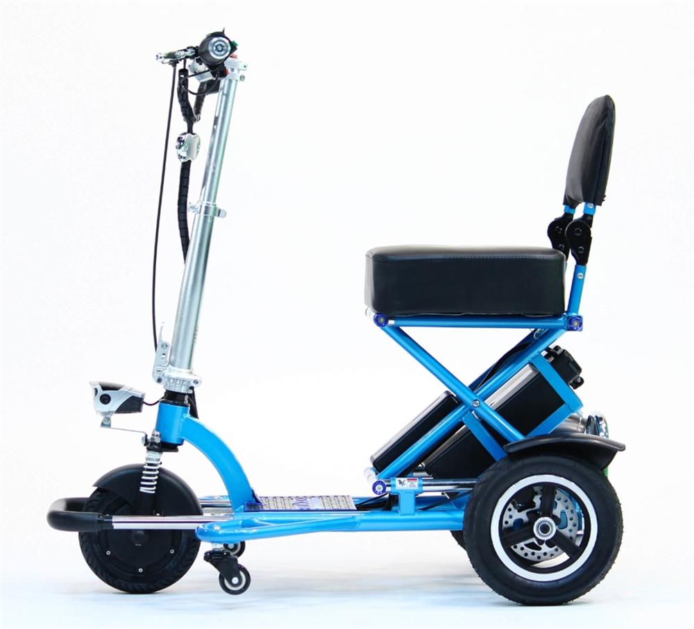 medium resolution of scooter tow harnes