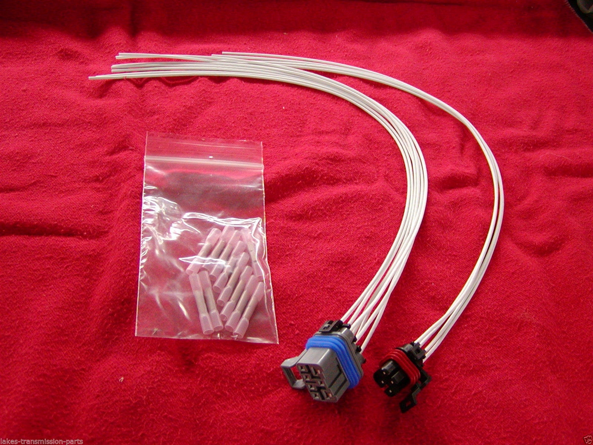 wiring harness repair kit mlps prndl wire connectors 4l60e 95 08  [ 1200 x 900 Pixel ]
