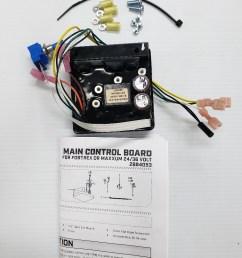 minn kota maxxum trolling motor foot control board 2884053 sports outdoors [ 1200 x 803 Pixel ]