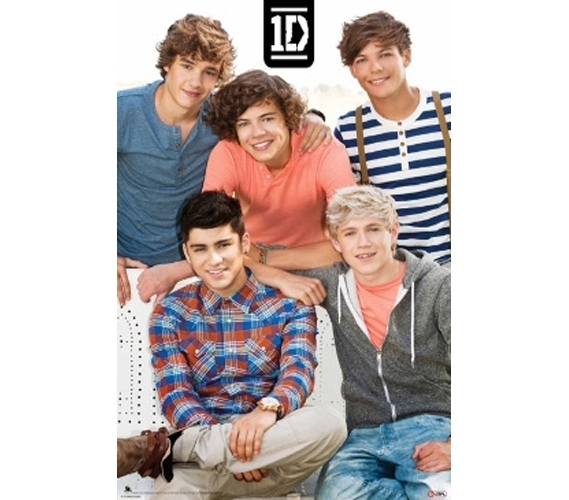 One Direction Poster Supplies For College Girls Dorm