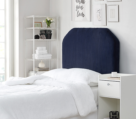 Dorm Bedding Ideas Stylish And Colorful Xl Twin Headboard That Is Easy To Install