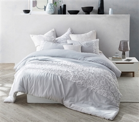 twin xl comforters college