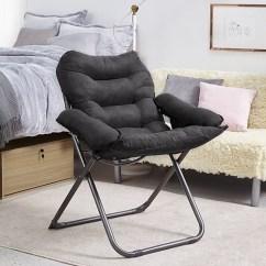 Cheap Dorm Chairs Baby Feeding Makro College Club Chair Plush Extra Tall Black Room Product Reviews