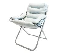 College Club Dorm Chair - Plush & Extra Tall - Stone Gray ...