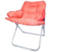 College Club Dorm Chair - Plush & Extra Tall - Ugly Red ...