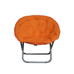 Moon Chairs For Adults Accent Chair Slipcover Comfort Padded Orange Dorm Room Are Essential Furniture