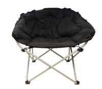 Oversized College Chair - Black Comfy and Cheap Dorm Chair