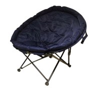Oversized College Chair - Dark Blue Dorm Seating College ...