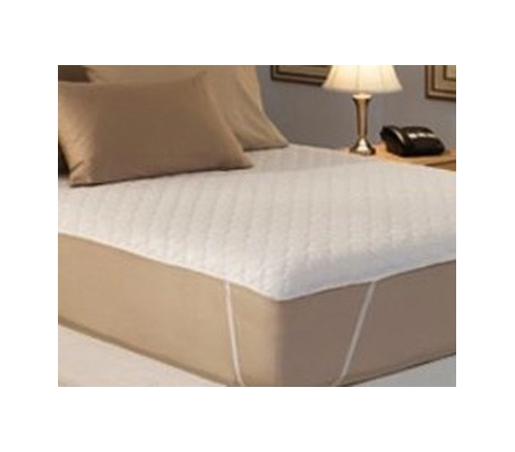 Usa Made Mattress Pad 100 Cotton Top Twin Xl Anchor Band