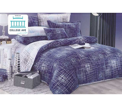 Twin Xl Comforter Set College Ave Dorm Bedding Extra