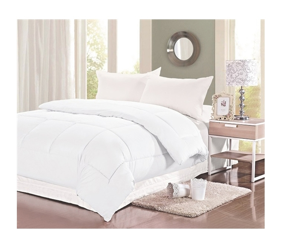 natural cotton twin xl comforter college ave white