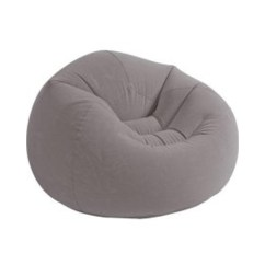 Corduroy Bean Bag Chair Swing Johannesburg Contoured Seat - Inflatable College Furniture (gray) Essentials Dorm Seating ...