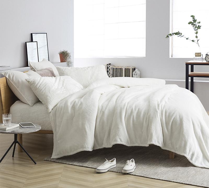 me sooo comfy full sheet set farmhouse white