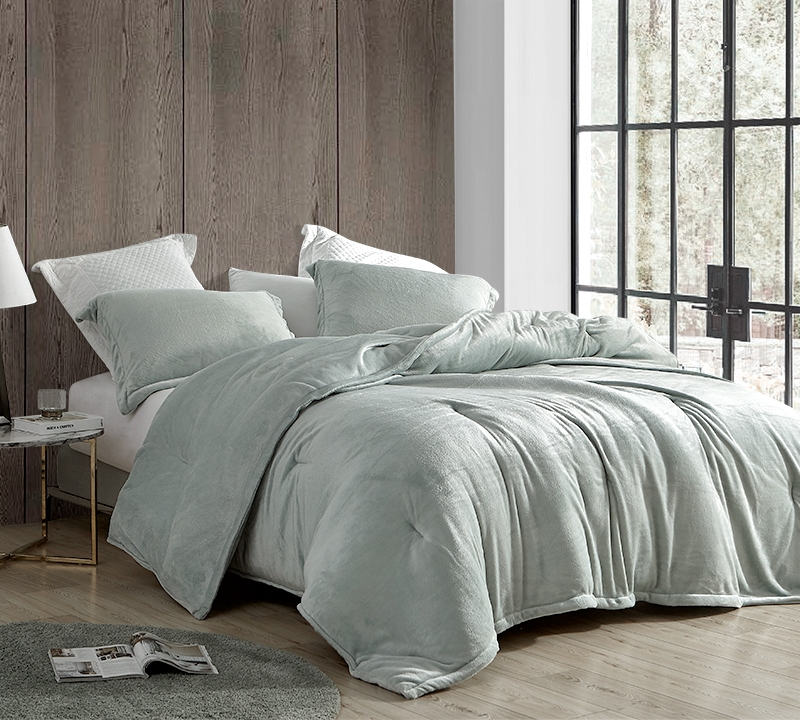 teddy bear silver gray byourbed coma
