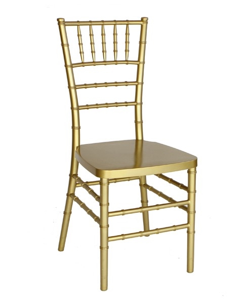 steel chair gold outdoor concert chairs free shipping resin chiavari cheap prices core