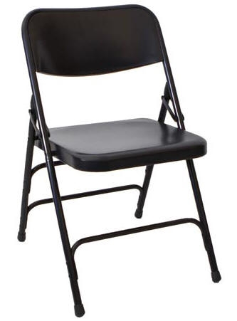 wholesale folding chairs chair covers hire prices cheap price metal florida black