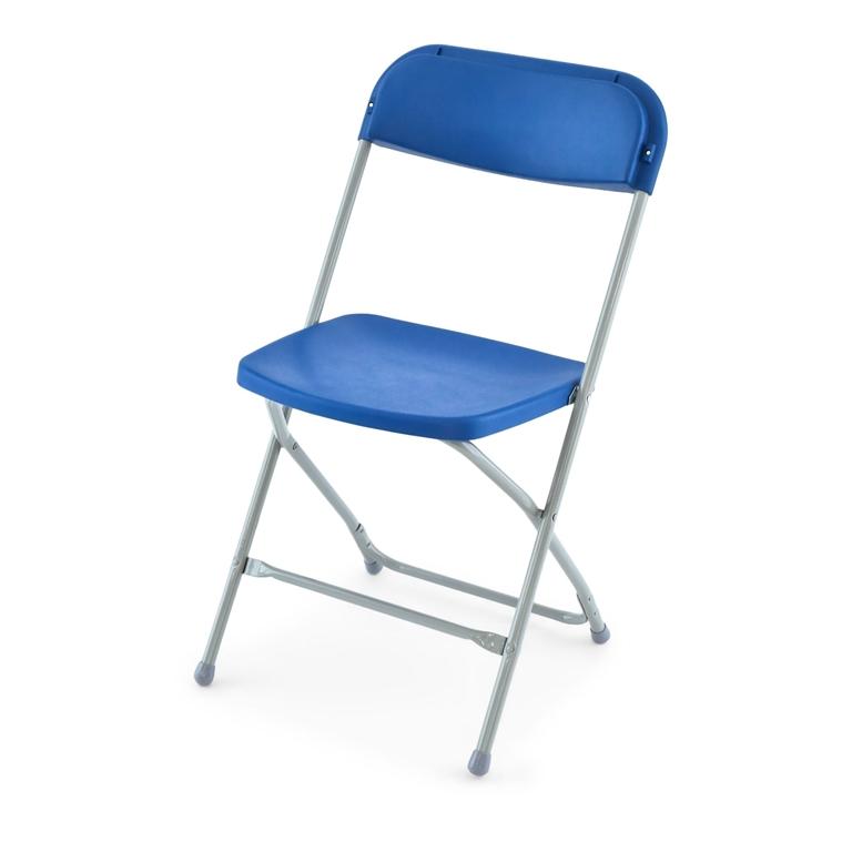 blue metal folding chairs beach home depot free shipping new york plastic cheap