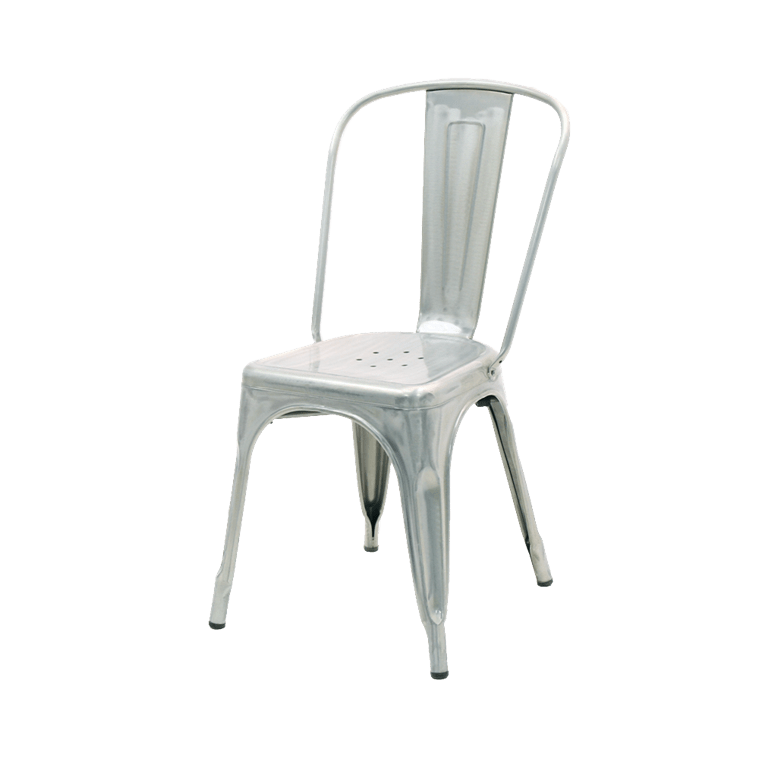 industrial metal chairs small bedroom tub chair stacking tolix