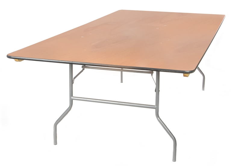 "48 X 96"" PLYWOOD FOLDING TABLES, 72"" Oklahoma WHOLESALE"