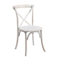 White X Back Chair Folding Quad With Canopy Wholesale Discount Prices Chairs Cross Wood Banquet 1 000 Lb Cap 5 Yr Warranty Matte Finish Quick Ship Stacks 8 High Pan Comfort Seat Solid Hardwood Construction