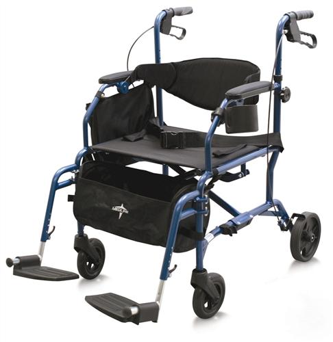 Medline Translator Transport Wheelchair and Rollator