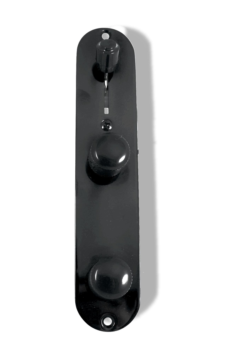 medium resolution of pre wired control plate and harness for t style guitars