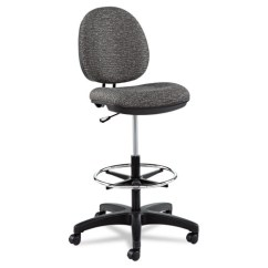 Alera Office Chairs Cushions For Outdoor Interval Series Swivel Task Stool Alein4641 Furniture Outlet In San Diego