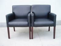 Boss B629 Waiting Room Chairs by Norstar Lobby seating.
