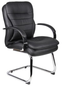Boss B9229 Side Guest Chair @ Office Furniture Outlet