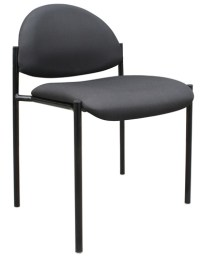 Boss B9505 Stack Chairs @ Office Furniture Outlet