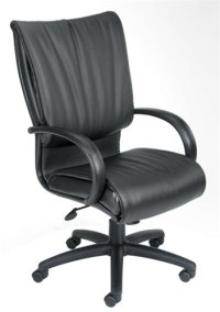 Boss B9701 Executive High Back Office Chairs @ Office ...