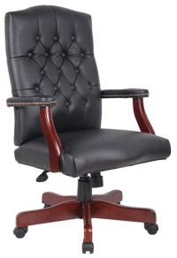 Boss B905 Traditional Office Chair @ Office Furniture Outlet