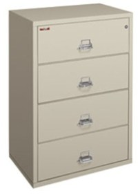 Used Fire Files and fireproof file Cabinets by Fire King ...
