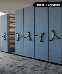 Mayline High Density File Cabinets Rotary Files and Medical Tab filing