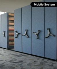 Mayline High Density File Cabinets, Rotary Files and ...