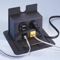 PCS4-90 power and desktop flip top gromett from Mockett ...