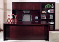 Kenwood Executive Office Furniture and Computer Desk in ...