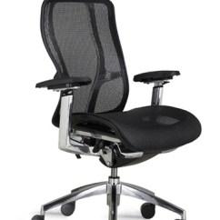 Executive Mesh Office Chair Hanging Edmonton 9 To 5 Seating Vesta Series Ergonomic By