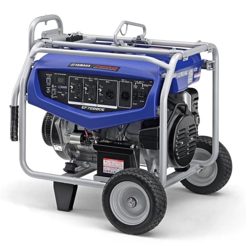 yamaha ef7200de 7200 watt generator [ 1000 x 1000 Pixel ]