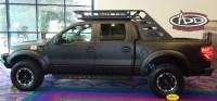 2010-2012 Ford F150 Raptor Full Chase Rack