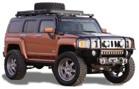 Hummer H3 Roof Rack PM-H3-EXT-680